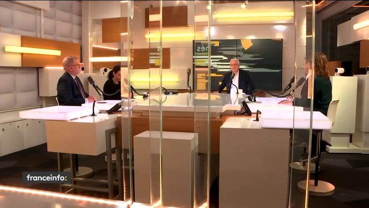 Les informés de franceinfo du 2 février 2019. (FRANCEINFO / RADIOFRANCE)