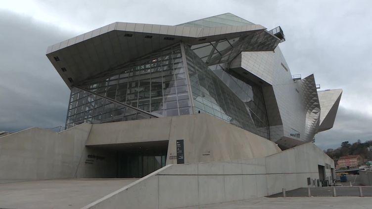 Le musée des Confluences à Lyon restera fermé jusqu'en janvier 2021 (France 3)