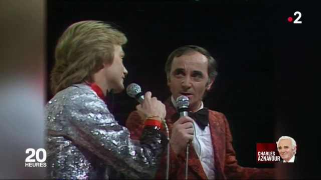 Charles Aznavour : des moments for me, formi, formidables !