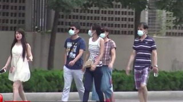 Chine : l'air de Tianjin est-il pollué ?