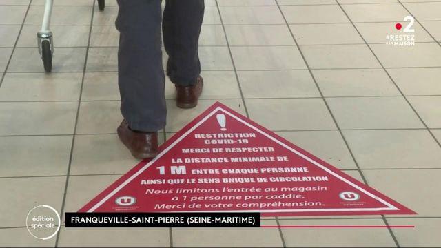 Seine-Maritime : les commandes de marquage au sol explosent