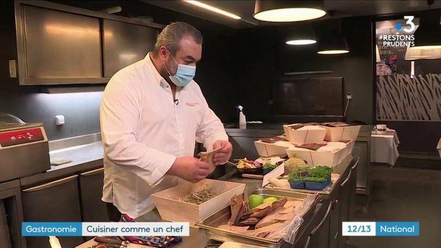 """Gastronomie : à Caen, une """"box"""" de grand chef"""