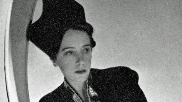 Portrait d'Elsa Schiaparelli  (France 3 / Culturebox / capture d'écran)
