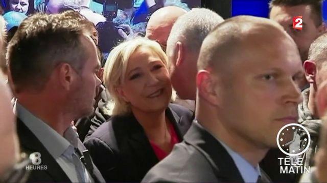 Législatives : Marine Le Pen candidate à Hénin-Beaumont