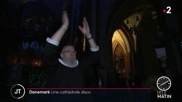 Danemark : une cathédrale transformée en discothèque pour attirer les jeunes fidèles