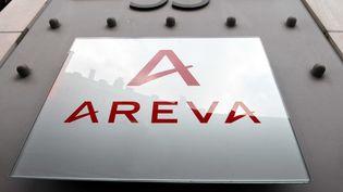 Areva a annoncé, le 4 mars 2015, avoir accusé des pertes nettes de 4,834 milliards d'euros en 2014. (FLORENCE DURAND FLORENCE / SIPA)