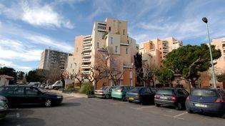Le quartier Barriol, à Arles (Bouches-du-Rhône), le 13 janvier 2011. (MAXPPP)