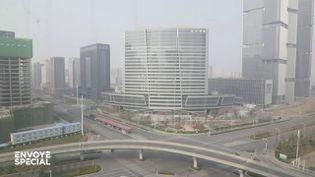 Zhenghou, ville fantôme (ENVOYÉ SPÉCIAL  / FRANCE 2)