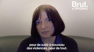 """VIDEO. Tribune : """"À toi future victime d'inceste, je suis désolée car tu vas subir un viol"""", dit Muriel Salmona (BRUT)"""
