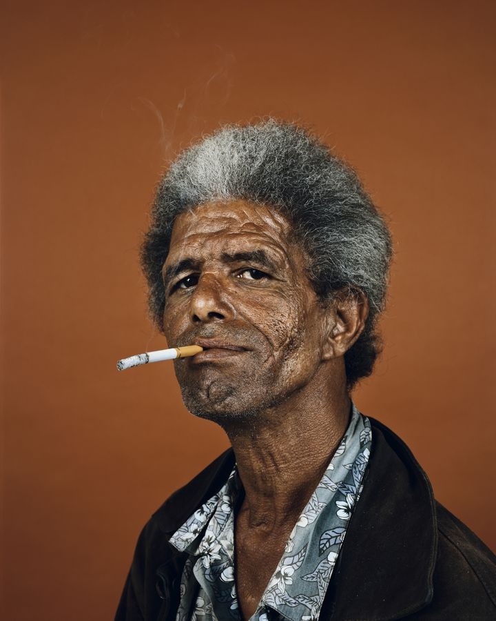 Pieter Hugo Shaun Oliver, Cape Town, 2011, from the Kin series. Courtesy of the artist (Pieter Hugo)