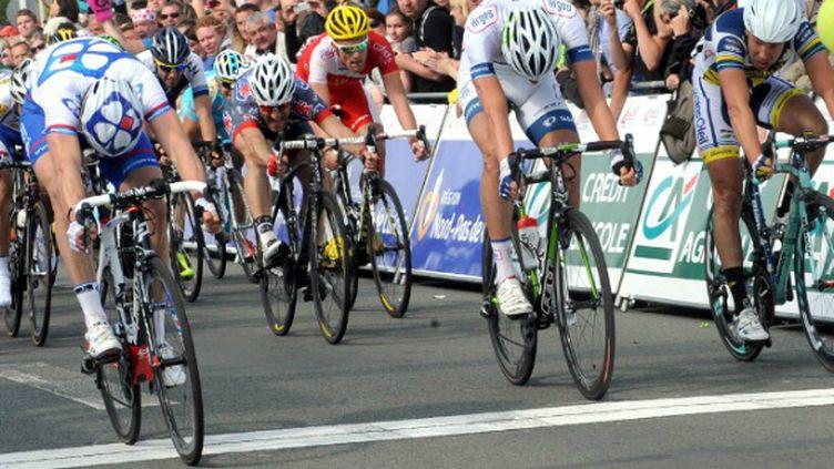 Arnaud Demare (FDJ) gagne sur les 4 jours de Dunkerque