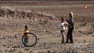 Envoyé spécial. Erythrée, la terre des évadés (CAPTURE ECRAN / ENVOYE SPECIAL)