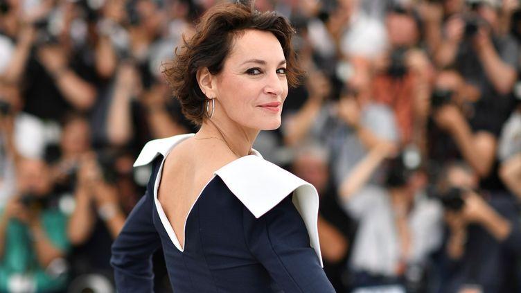 L'actrice Jeanne Balibar, nommée pour le César de la meilleure actrice  (Alberto PIZZOLI / AFP)