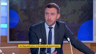 Julien Dive (LR) (FRANCEINFO)