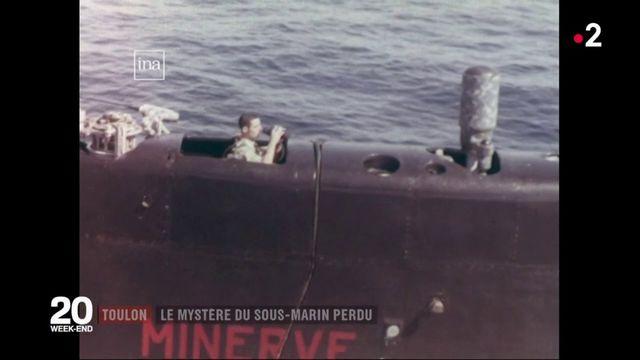 """Toulon : retour sur le mystère de """"la Minerve"""", ce sous-marin disparu"""