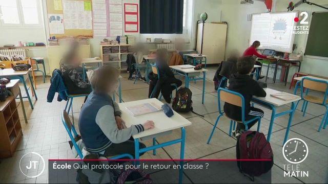 Déconfinement : une reprise délicate pour les primaires et collèges