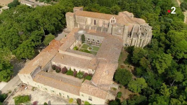 Chemins de traverse : l'abbaye de Valmagne
