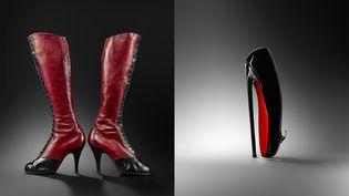 """Exposition """"Marche et démarche. Une histoire de la chaussure"""" au MAD Paris (MAD PARIS / HUGUES DUBOIS)"""