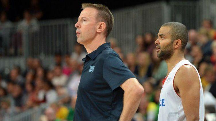 Tony Parker ne s'inquiète pas des forfaits auxquels doit faire face l'équipe de France.