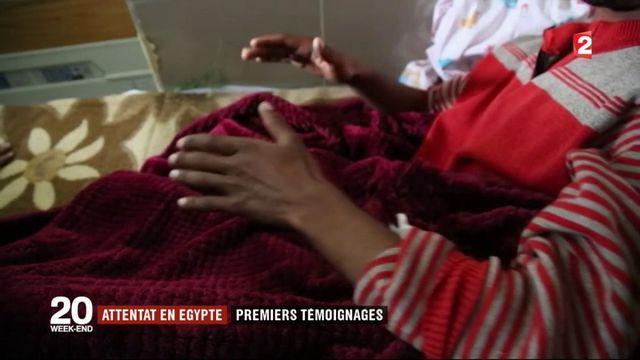 20 heures - Attentat en Egypte