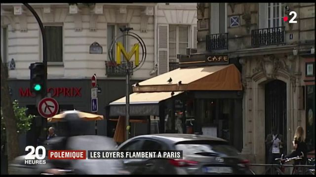 Polémique : les loyers flambent à Paris