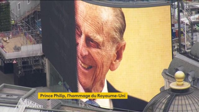 OK Décès du prince Philip : l'hommage du Royaume-Uni