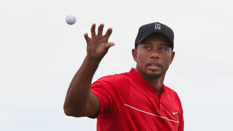 Tiger Woods tente de retrouver son meilleur niveau (CHRISTIAN PETERSEN / GETTY IMAGES NORTH AMERICA)