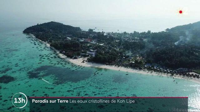 Thaïlande : l'île de Koh Lipe et ses eaux cristallines