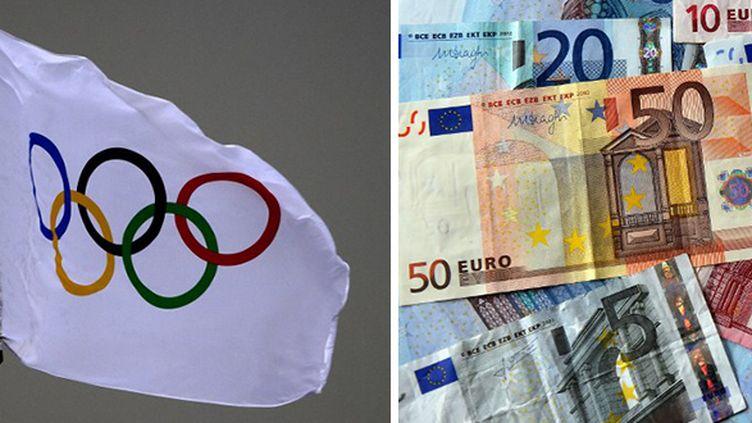 L'argent, un enjeu majeur aux Jeux Olympiques