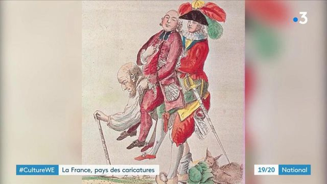 Caricature : une tradition française née pendant la Révolution