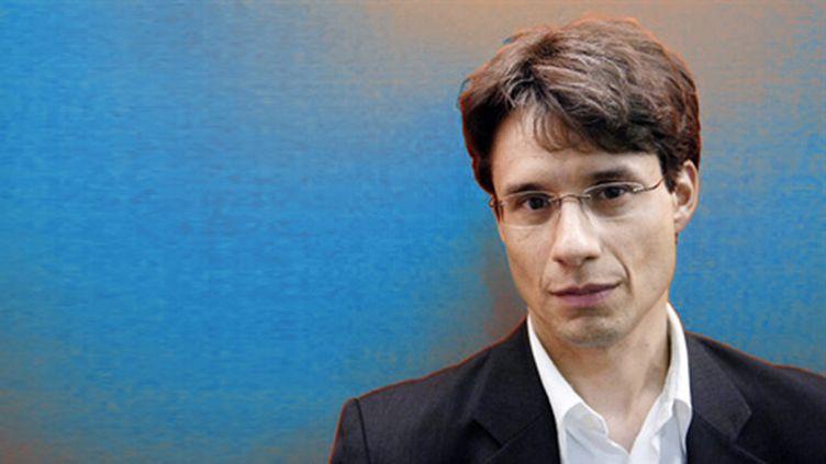 Bruno Patino, directeur général délégué au  développement numérique de France Télévisions (AFP/Stéphane de Sakutin)