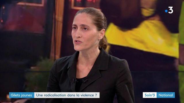 """""""Gilets jaunes"""" : une radicalisation dans la violence ?"""