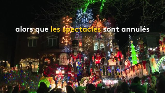 Noël : à la découverte des maisons illuminées de Brooklyn