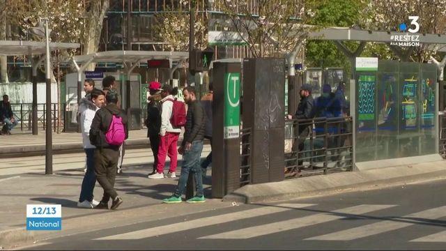 Confinement : à Paris, les restrictions de sortie de moins en moins respectées