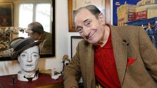 Pierre Etaix en 2015. (Bertrand Guay / AFP)