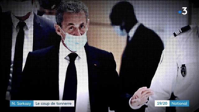 Condamnation de Nicolas Sarkozy : un coup de tonnerre dans la classe politique
