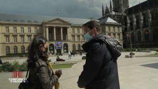 Féminisation de l'espace public : le maire de Rouen veut rattraper un écart qu'il juge indécent (COMPLÉMENT D'ENQUÊTE/FRANCE 2)