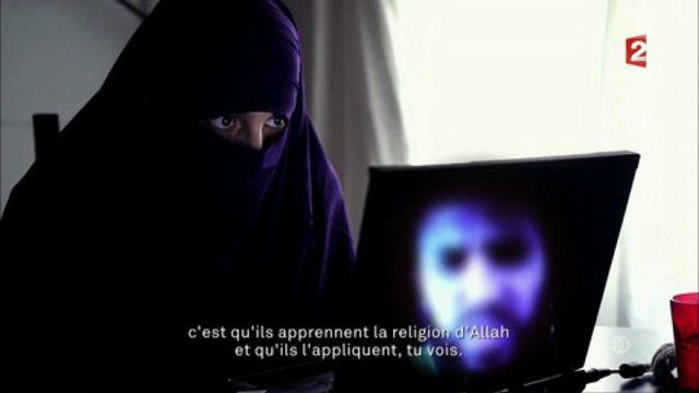 Les sœurs, les femmes cachées du jihad