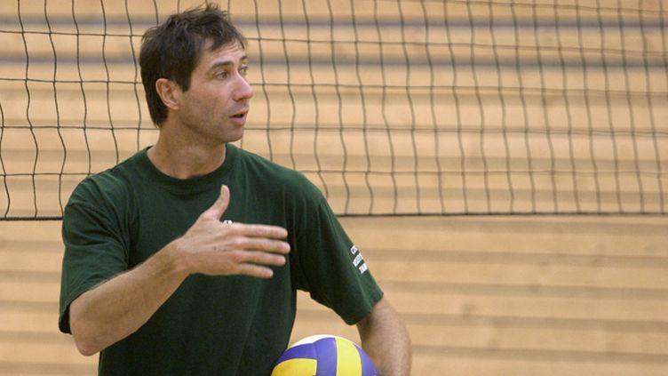 Laurent Tillie, le coech de l'équipe de France