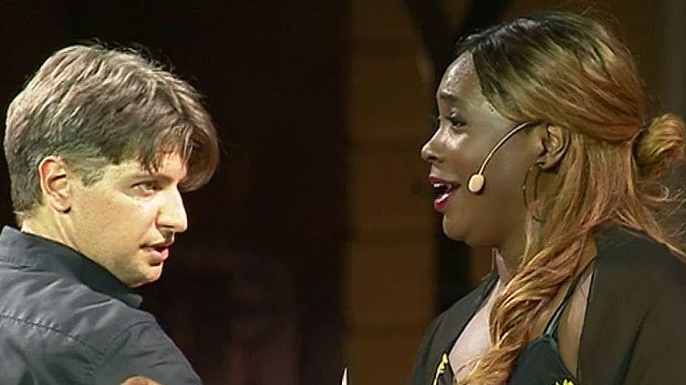 Puccini sous les étoiles dirigé par Daniele Rustioni (P. Guigou /France Télévisions)