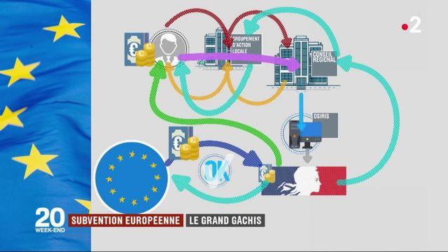 Subventions européennes : les territoires ruraux paralysés par le mille-feuille administratif