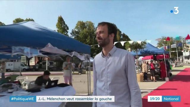 Politique : Jean-Luc Mélenchon veut rassembler à gauche