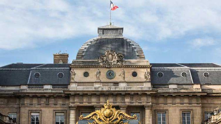 (Le palais de justice de Paris © Maxppp)
