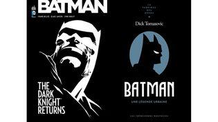 UNE LEGENDE INUSABLE (FRANK MILLER, URBAN COMICS - DC COMICS / LES IMPRESSIONS NOUVELLES)