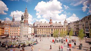 Grand Place de Lille (Office de tourisme de Lille)