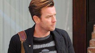 """Ewan McGregor et la mèche """"parce que je le vaux bien"""". So hipster. (WENN / SIPA)"""