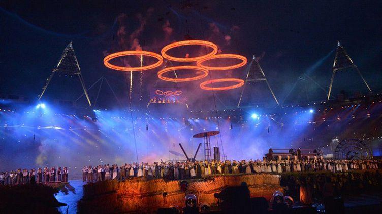 Les anneaux olympiques, enjeu majeur pour 2024