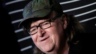 Le réalisateur Michael Moore aux 20e Webby Awards à Manhattan (New York, Etats-Unis), en mai 2016. (MIKE SEGAR / REUTERS)