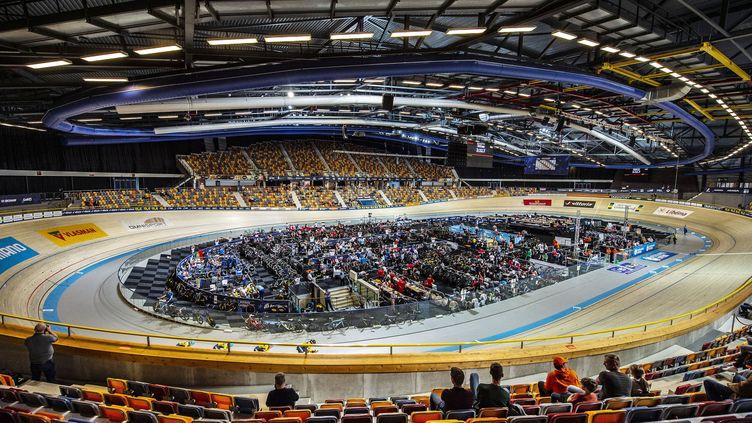 Les Championnats d'Europe (23-27 juin) sur piste n'auront pas lieu à Minsk. (PAUL MEIMA / PRO SHOTS)