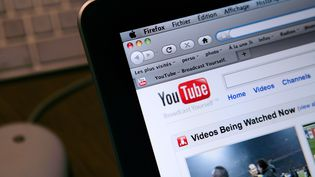 La page d'accueil du site internet Youtube (illustration). (LOIC VENANCE / AFP)